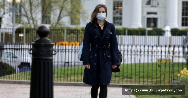 ABD'de koronavirüsten 1105 kişi daha hayatını kaybetti
