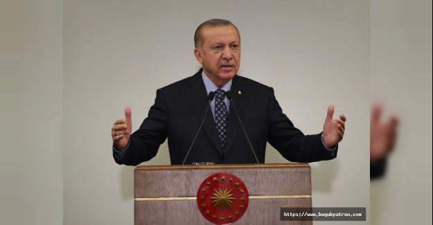 Erdoğan açıkladı: Maske takmayan ve 3 adım mesafe kuralına uymayanlara ceza