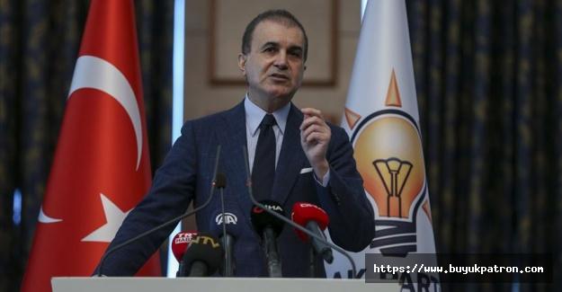 AK Parti Sözcüsü Çelik: Cunta çağrılarının arkasında Yassıada rejimi vardır