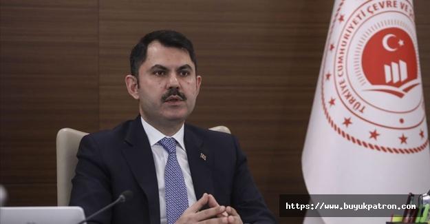 Çevre ve Şehircilik Bakanı Kurum: Son 18 yılda Hakkari'mize 11 milyar liralık yatırım yaptık