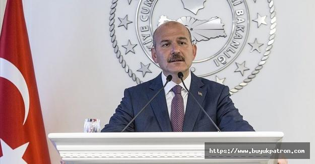 İçişleri Bakanı Soylu: Büyüklerimizin çıktığı saatlerde çıkmayın
