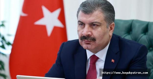 Sağlık Bakanı Koca: İyileşen hasta sayımız mevcut koronavirüs hasta sayımızı geçti