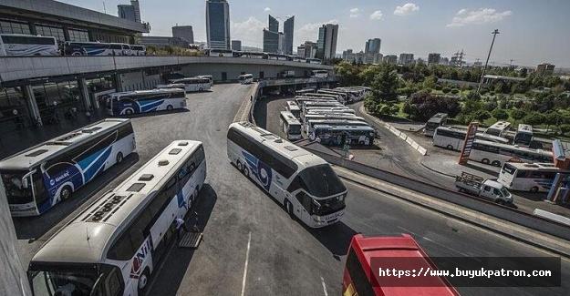 Yolcular dikkat! Otobüs seyahatlerinde yeni dönem!