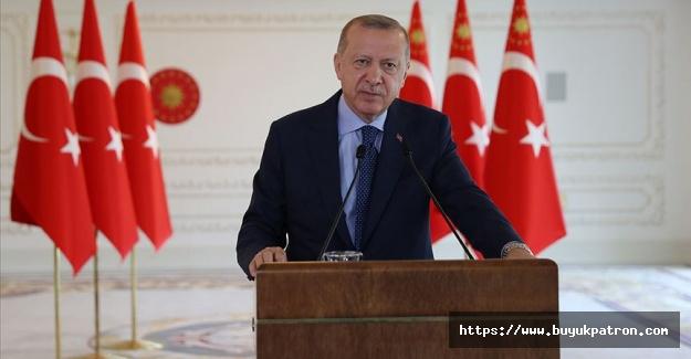 Erdoğan: Türkiye'nin diz çökmesini bekleyenleri bir kez daha hayal kırıklığına uğrattık
