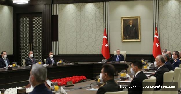 MGK: Türk milleti, Azerbaycan'ın haklı davasında alacağı her türlü karara sahip çıkacak