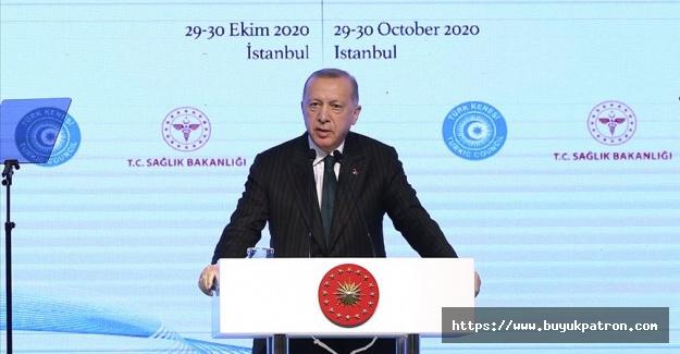 Erdoğan: Kurtarma çalışmalarının bir an önce sonuçlanması için tüm imkanları seferber ettik..