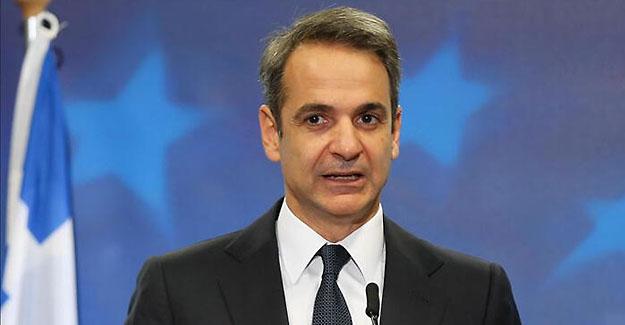 Yunanistan Başbakanı Miçotakis: Her zaman diyaloğa hazırız