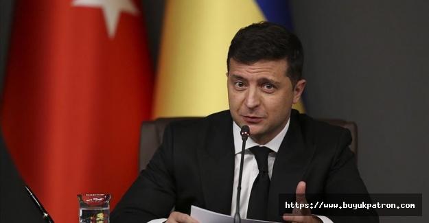 Zelenskiy: Ukrayna ve Türkiye arasındaki ilişkiler benzeri görülmemiş bir seviyede