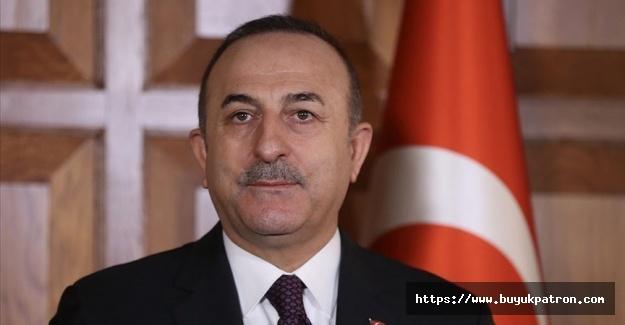 Dışişleri Bakanı Çavuşoğlu: ABD'nin yaptırım kararı hukuken de siyaseten de yanlış bir adım
