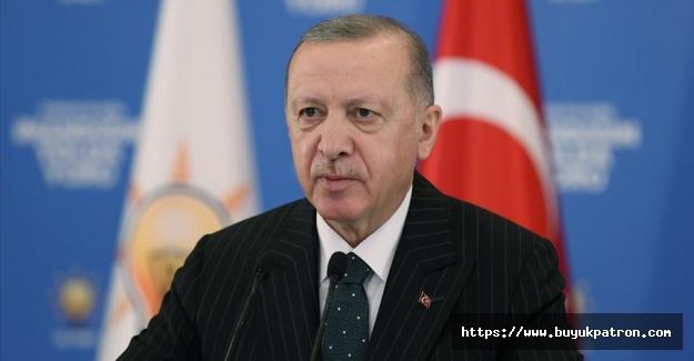 Cumhurbaşkanı Erdoğan: Milletimizin birlik ve beraberliğinin en güçlü olduğu dönemdeyiz