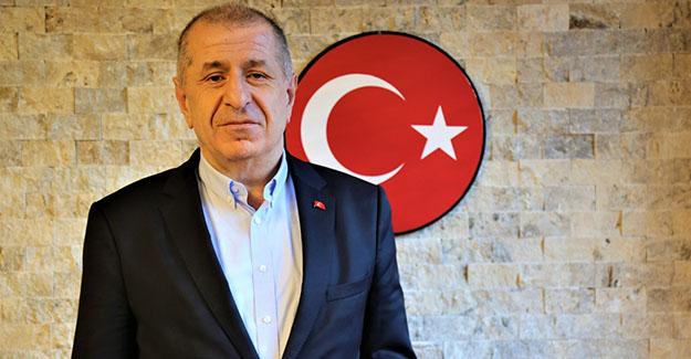 """Ayyıldız Hareketi Lideri Ümit Özdağ: """"Ne Millet Ne de Cumhur İttifakı! Türk Milleti İle İttifak Yapacağız"""".."""