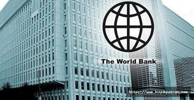 Dünya Bankası, Türkiye için büyüme tahminini değiştirmedi