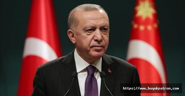 Erdoğan: Tam üyelik mücadelemizin artık neticelenmesini istiyoruz