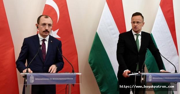 Macaristan'dan Türkiye'ye Gümrük Birliği desteği