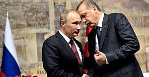 Erdoğan ile Putin telefonda rejimin saldırısını görüştü