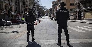 İçişleri Bakanlığı 31 ilde uygulanacak sokağa çıkma kısıtlamasına ilişkin illere genelge gönderdi