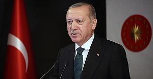 Erdoğan'dan 14 Mayıs Dünya Çiftçiler Günü mesajı