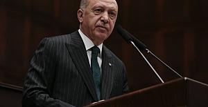 Erdoğan: Teröristlere karşı sonuna kadar mücadele edeceğiz