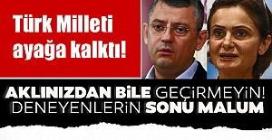 Türk Milleti ayağa kalktı: Bu hainlere cezasını verin!